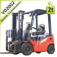 Vysokozdvižný vozík VD20 G2 diesel