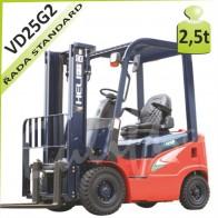 Vysokozdvižný vozík VD25 G2 diesel