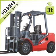 Vysokozdvižný vozík VD30 H3 diesel