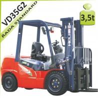 Vysokozdvižný vozík VD35 G2 diesel