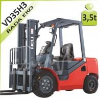 Vysokozdvižný vozík VD35 H3 diesel