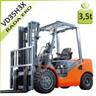Vysokozdvižný vozík VD35 H3X diesel