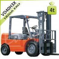 Vysokozdvižný vozík VD40 H3X diesel