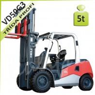 Vysokozdvižný vozík VD50 G3 diesel