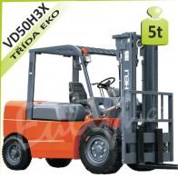 Vysokozdvižný vozík VD50 H3X diesel