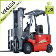 Akumulátorový vozík VE418G