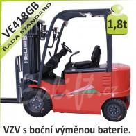 Akumulátorový vozík VE418GB