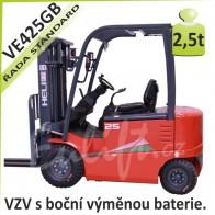 Akumulátorový vozík VE425GB