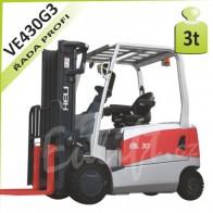Akumulátorový vozík VE430 G3