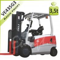 Akumulátorový vozík VE435 G3