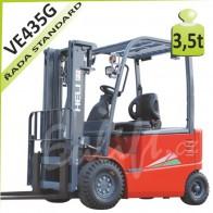 Akumulátorový vozík VE435 G