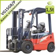 Vysokozdvižný vozík VG15 G LPG/BENZÍN