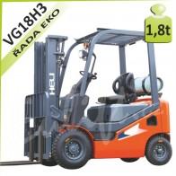 Vysokozdvižný vozík VG18 H3