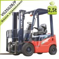 Vysokozdvižný vozík VG25 G2 LPG/BENZÍN