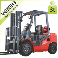 Vysokozdvižný vozík VG30 H3