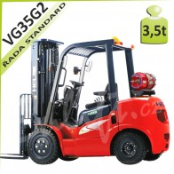 Vysokozdvižný vozík VG35 G2