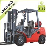 Vysokozdvižný vozík VG35 H3 LPG/BENZÍN