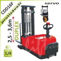 Vysokozdvižný vozík CDD16F