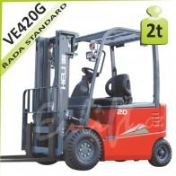 Akumulátorový vozík VE420G