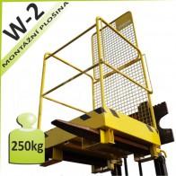 Montážní plošina W-2